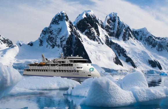 """""""一号邮轮""""12月圣诞南极经典之旅(18天)"""