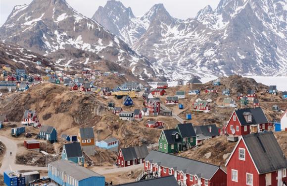 格陵兰+冰岛南部精华之旅