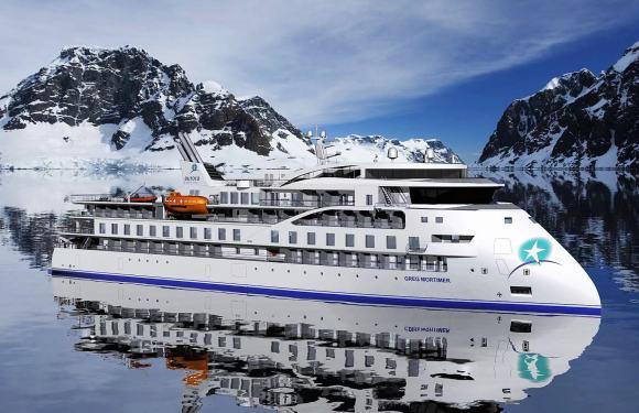 """""""一号邮轮""""2020年春节飞南极智利阿根廷之旅(17天)"""