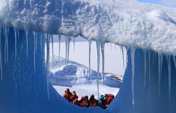 """""""一号邮轮""""20年春节飞南极智利阿根廷巴西(22天)"""