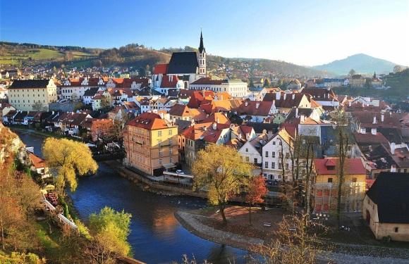 东欧三国浪漫童话之旅