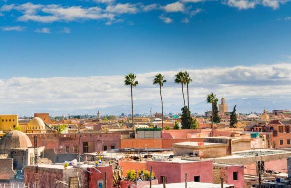 2019年10月北非三国摩洛哥/突尼斯/阿尔及利亚精华之旅