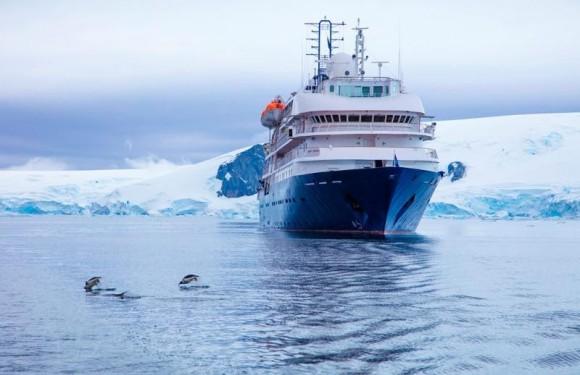 【单船票】海洋之神号-南极半岛深度探险