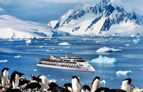 """""""一号邮轮""""12月圣诞南极阿根廷巴西之旅(23天)"""
