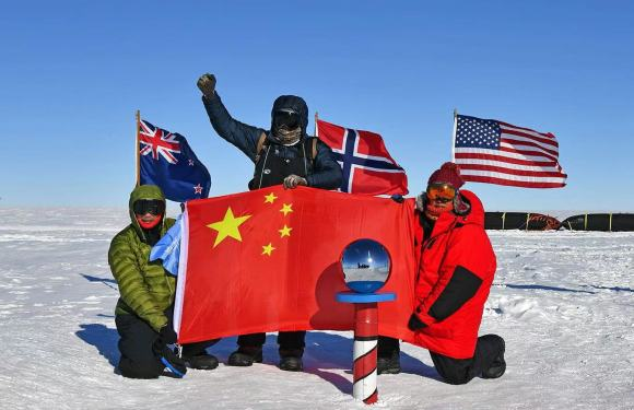 2020年正南极点90度帝企鹅探索之旅(18天)