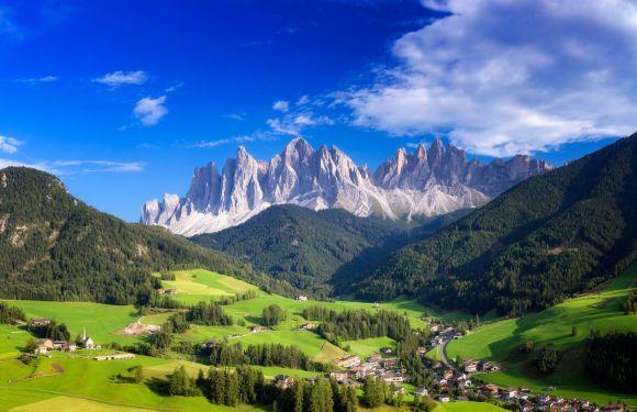 2020年9月欧洲阿尔卑斯山之旅(12天)